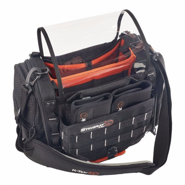 K-Tek Stingray Small Audio Mixer Recorder Bag - KSTGS